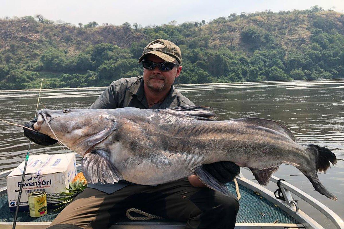 3 days fishing safari in Murchison falls