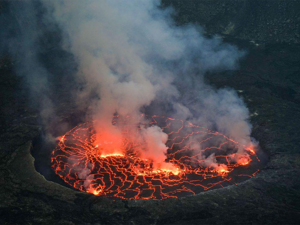 6 Days Bwindi gorillas & Nyiragongo volcano hike