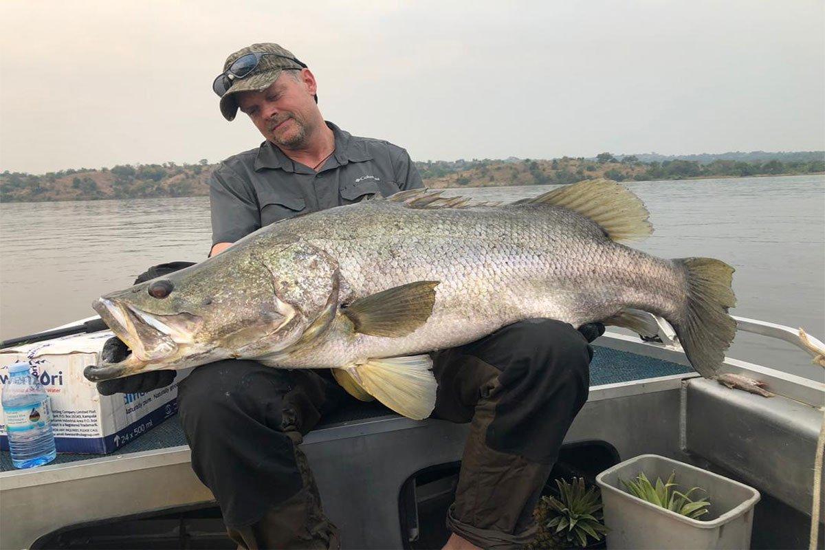 7 days Murchison falls fishing safari
