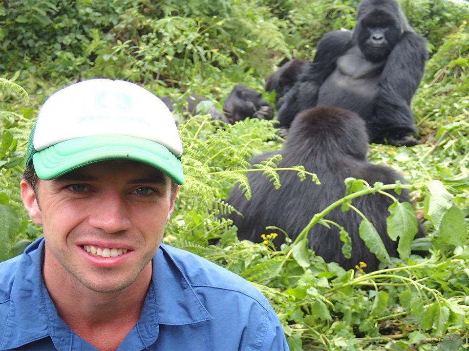 Active adventure holiday in Rwanda