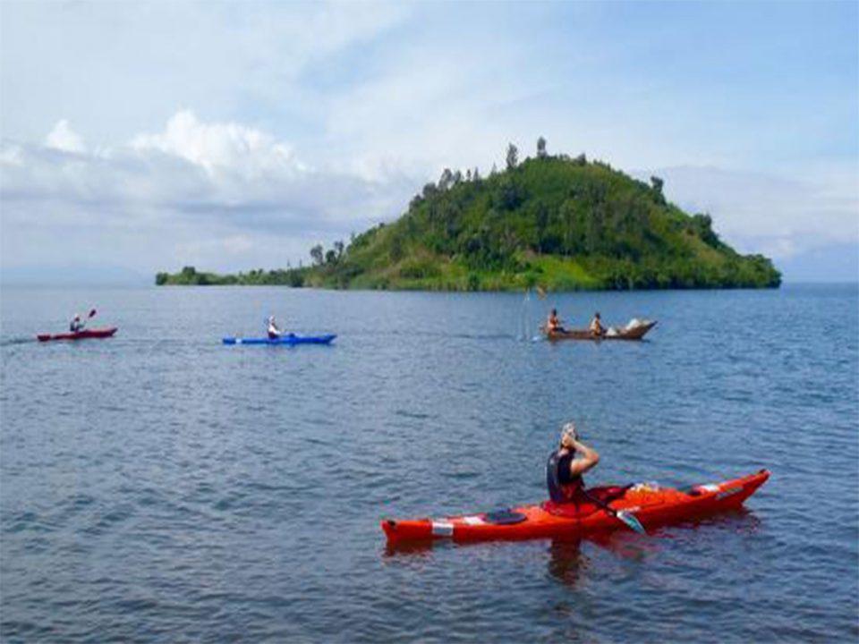 Activities on Lake Kivu Rwanda
