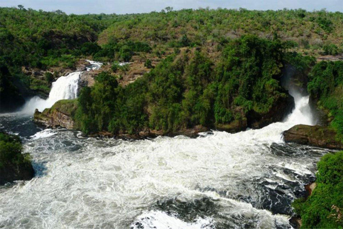 Bakers Rock Murchison falls