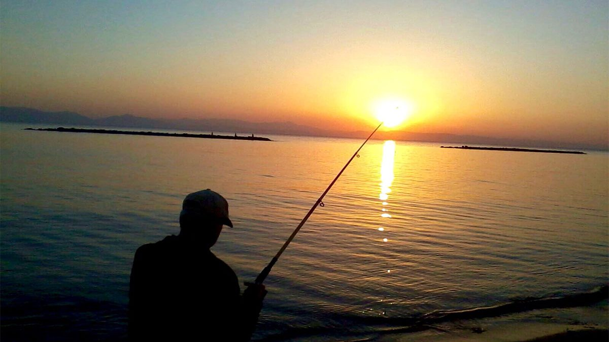 Best time for fishing in Murchison falls