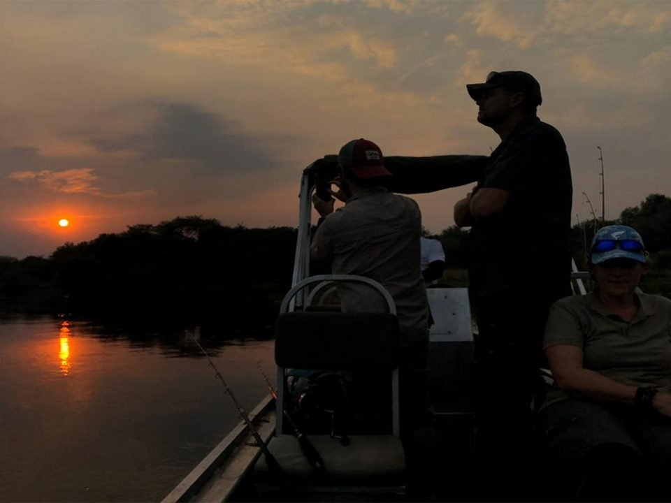 Best time for a fishing trip in Uganda