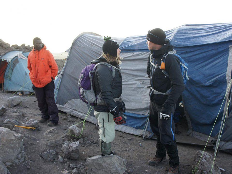 Best time to climb Kilimanjaro