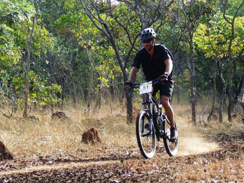 Bicycle tours in Kasanka National