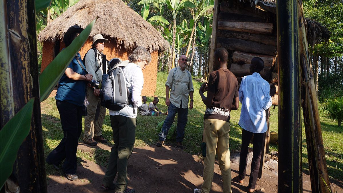 Bigodi wetland community walk