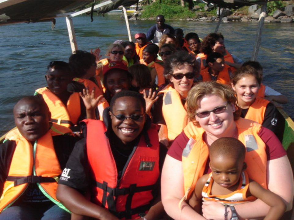 Jinja boat trips and excursions