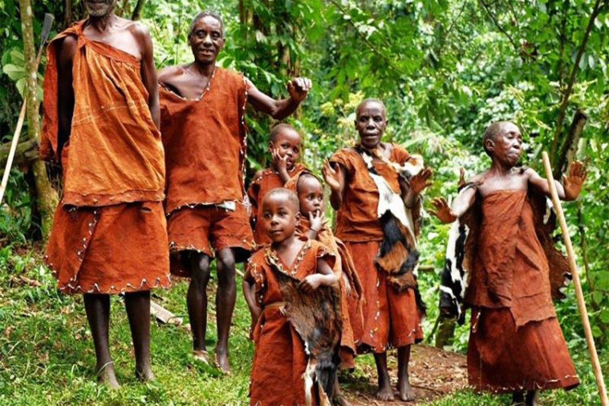 Buhoma bwindi batwa experience