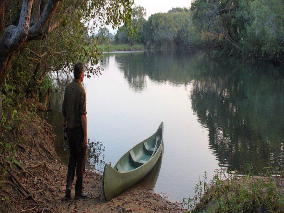 Canoeing trips on River Luwombwa