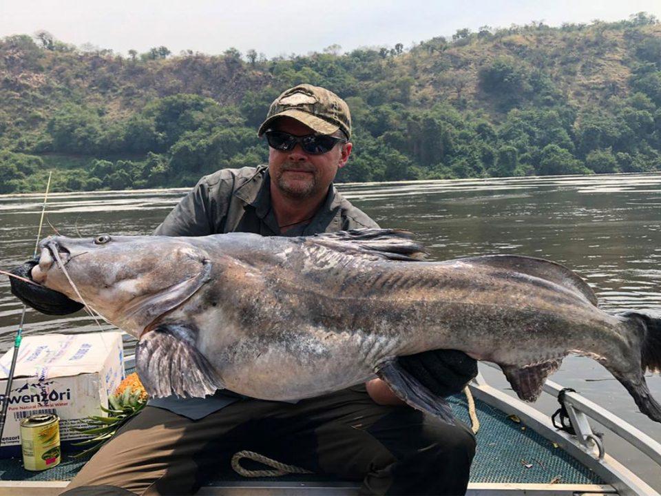 Catch and release fishing safaris in Uganda