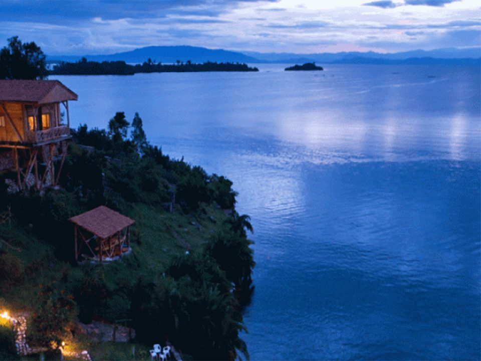 Comoran Lodge Lake Kivu