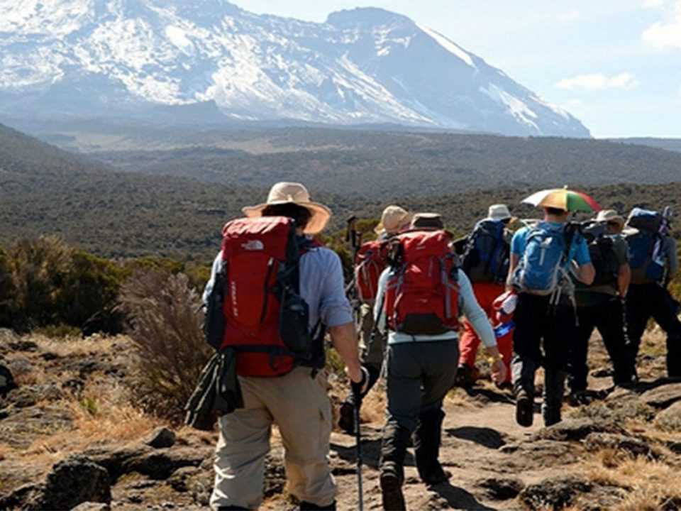 Congo mountain climbing and hiking tours