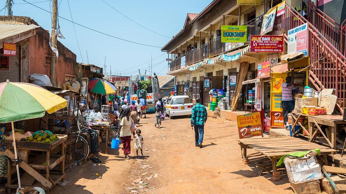 Entebbe city tours- town, Great Adventures Uganda