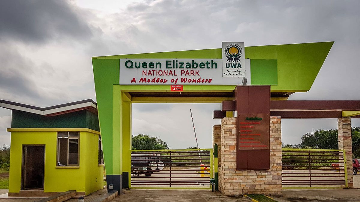 Entry fees to Queen Elizabeth National park