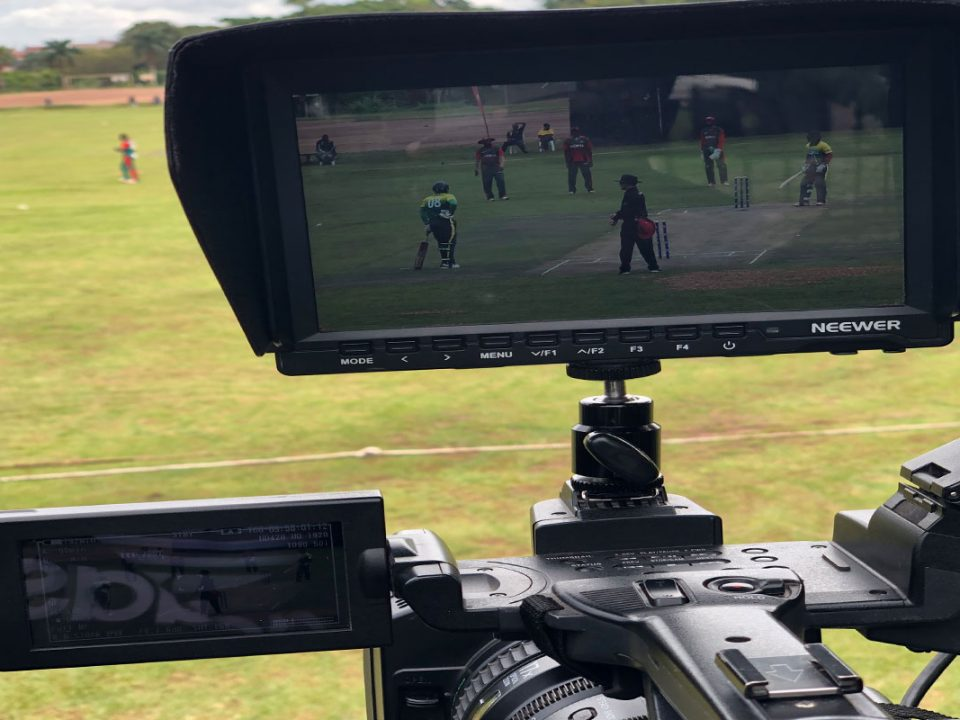 Filming equipment hire in Uganda