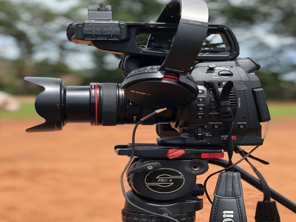 What is the cost of Uganda filming permits