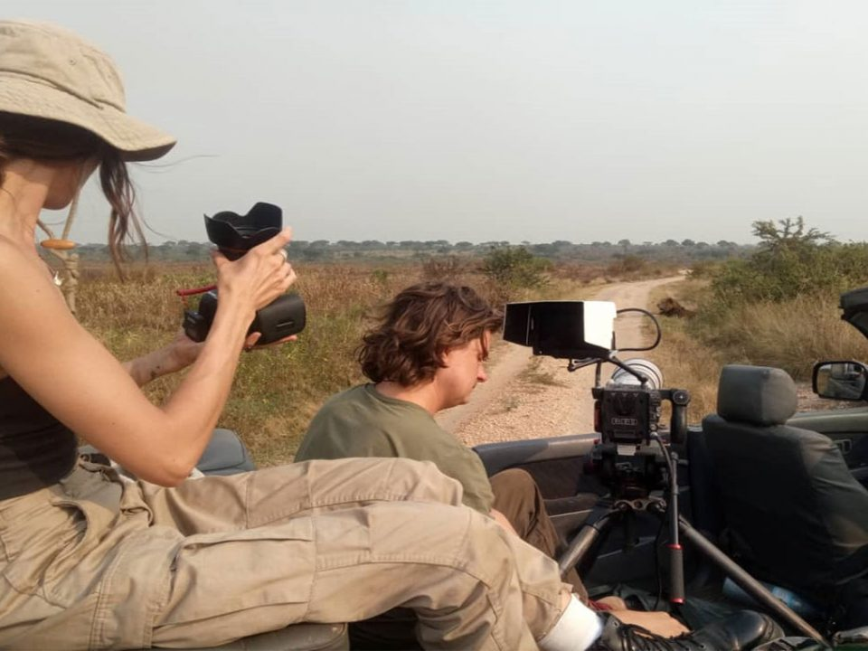 Filming permits and permissions in Uganda