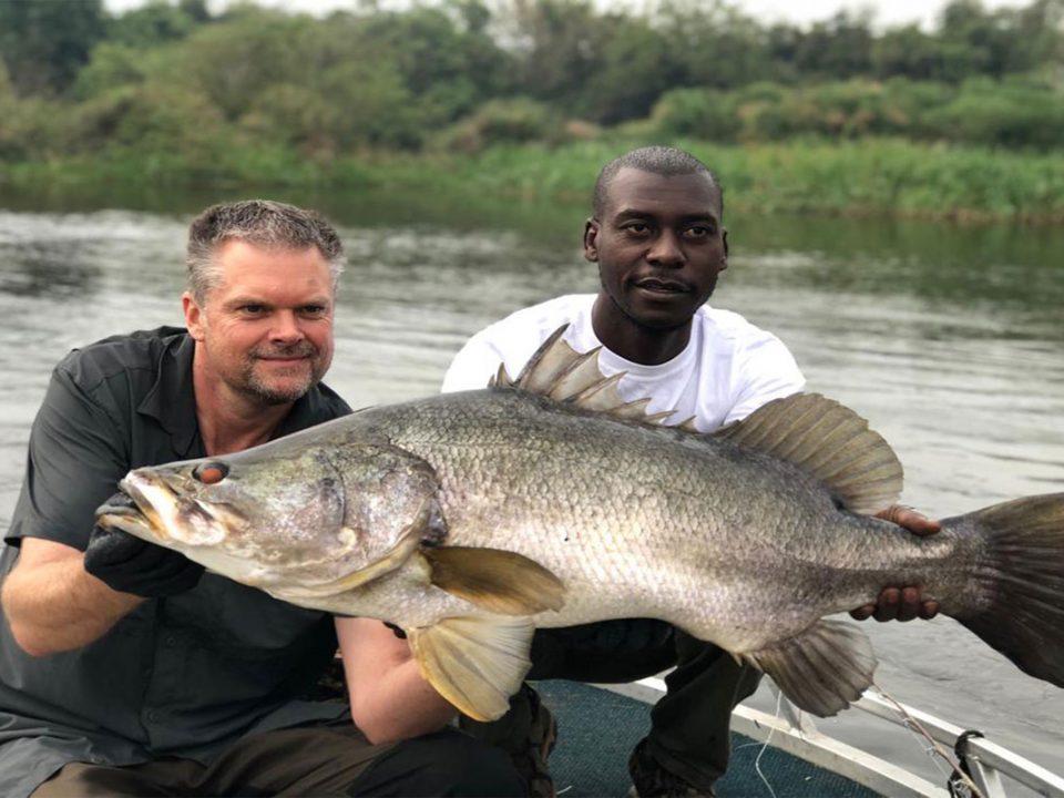 Fishing safaris in Jinja