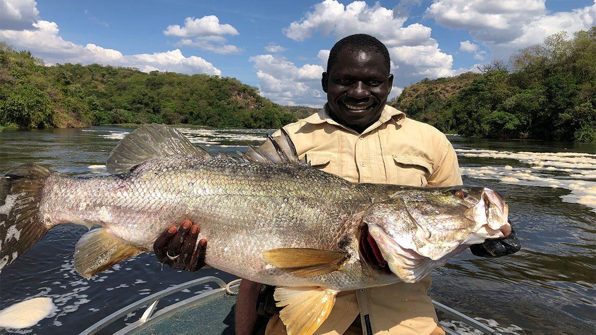 Fishing trips in Murchison falls National park