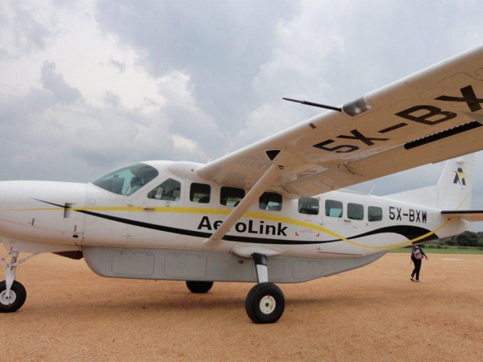 Fly-in Uganda gorilla safaris