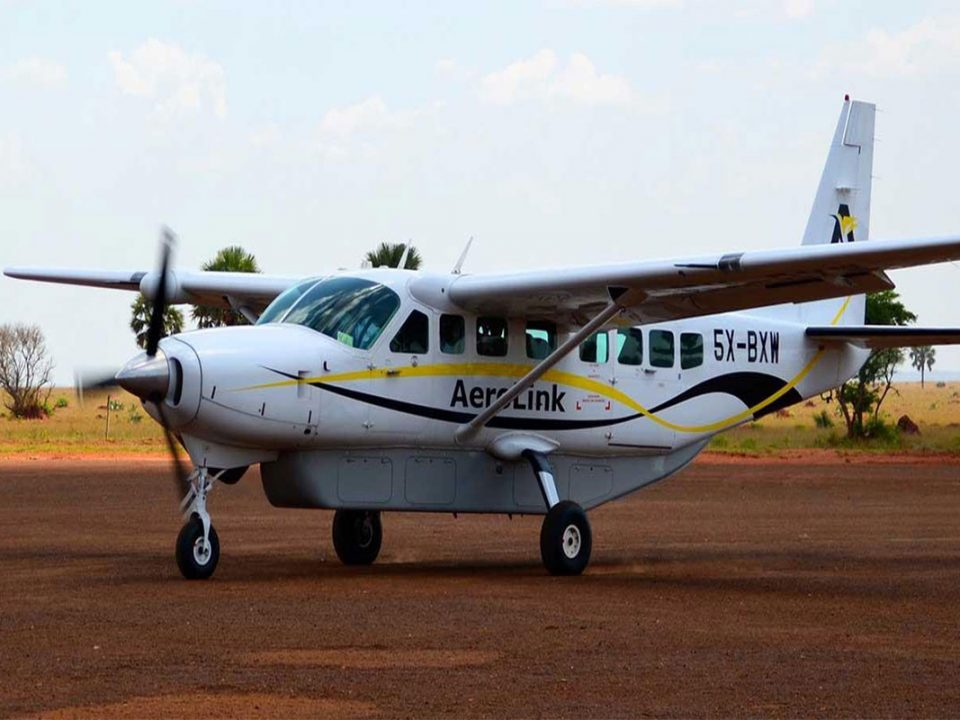 fly in safari to lake mburo national park