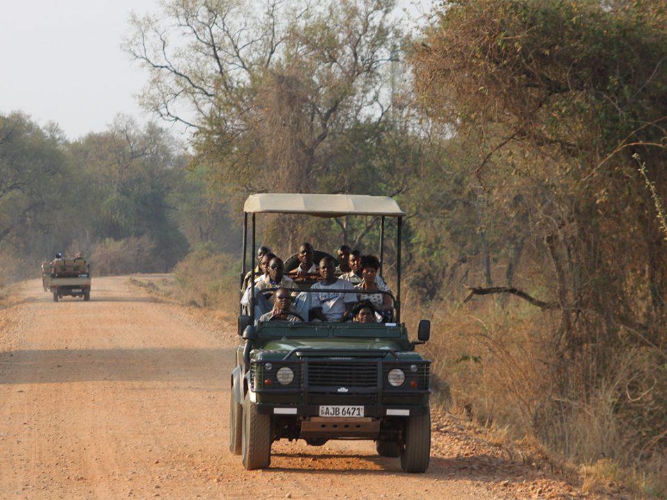 Getting to Kasanka National Park