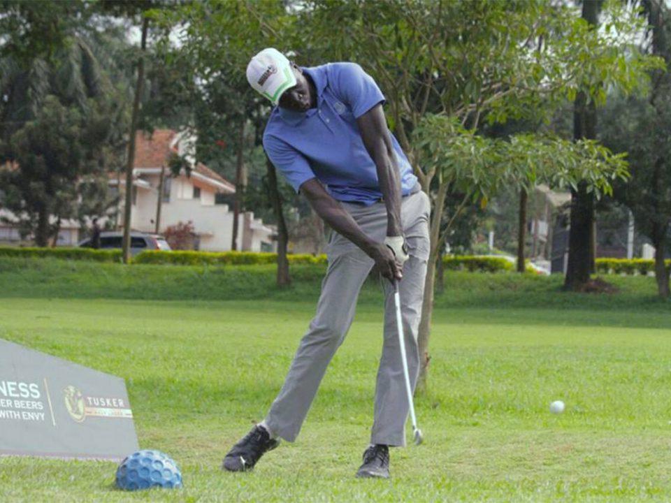 Golf tours in Jinja Uganda