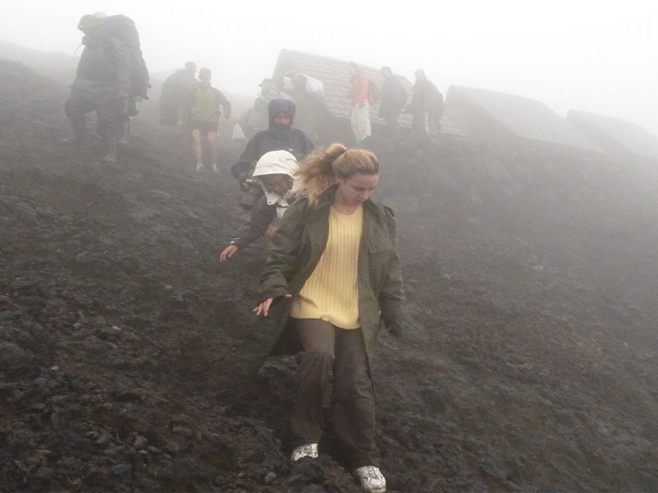 How hard is hiking mount Nyiragongo volcano