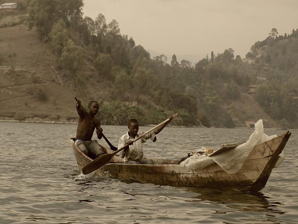 Lake Kivu, Gorilla trekking Rwanda