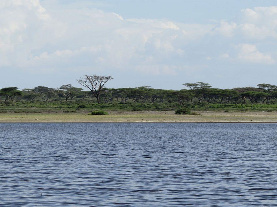 Lake Masek Serengeti Tanzania