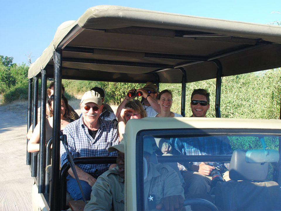 Luxury safaris to Kasanka national park