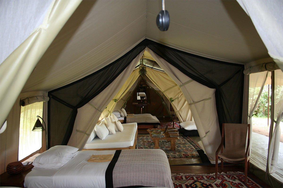 Masai Mara camping safaris