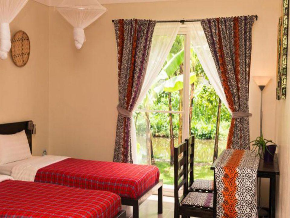 Mucha hotel Kisoro