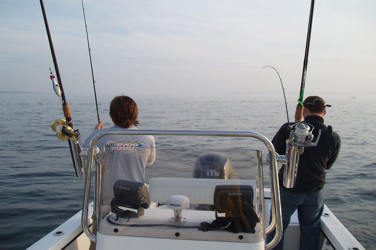 Nile perch fishing rods