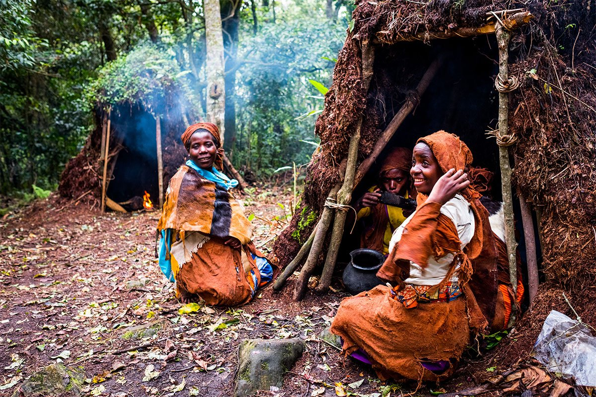 Nkuringo batwa pygmies cultural experience