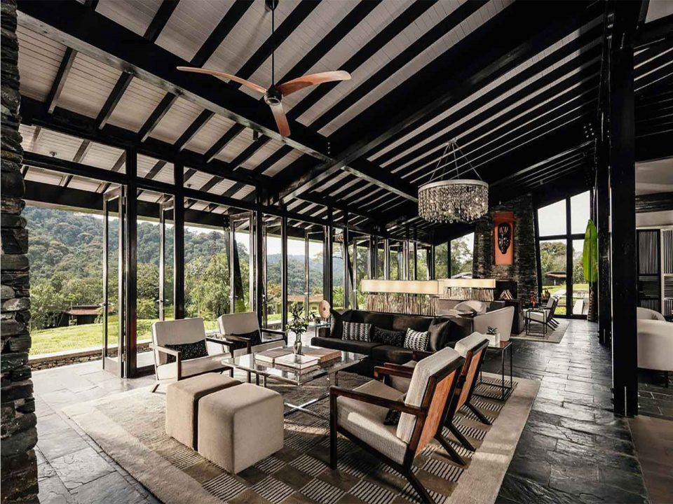 Luxury one & only nyungwe house