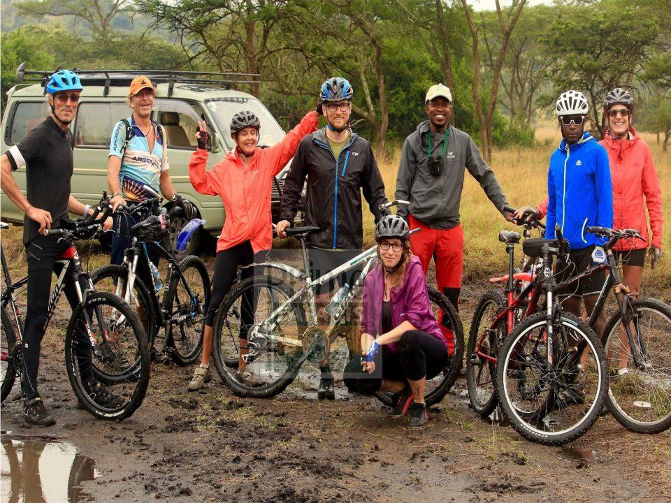 Rwanda cycling tour