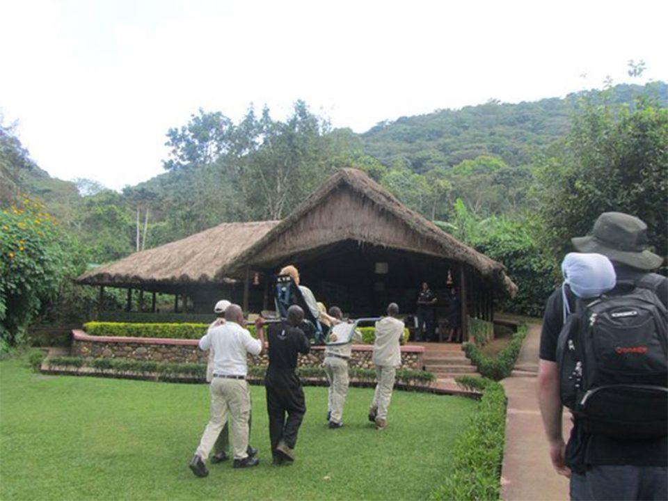 Rwanda gorilla tracking tours for elderly