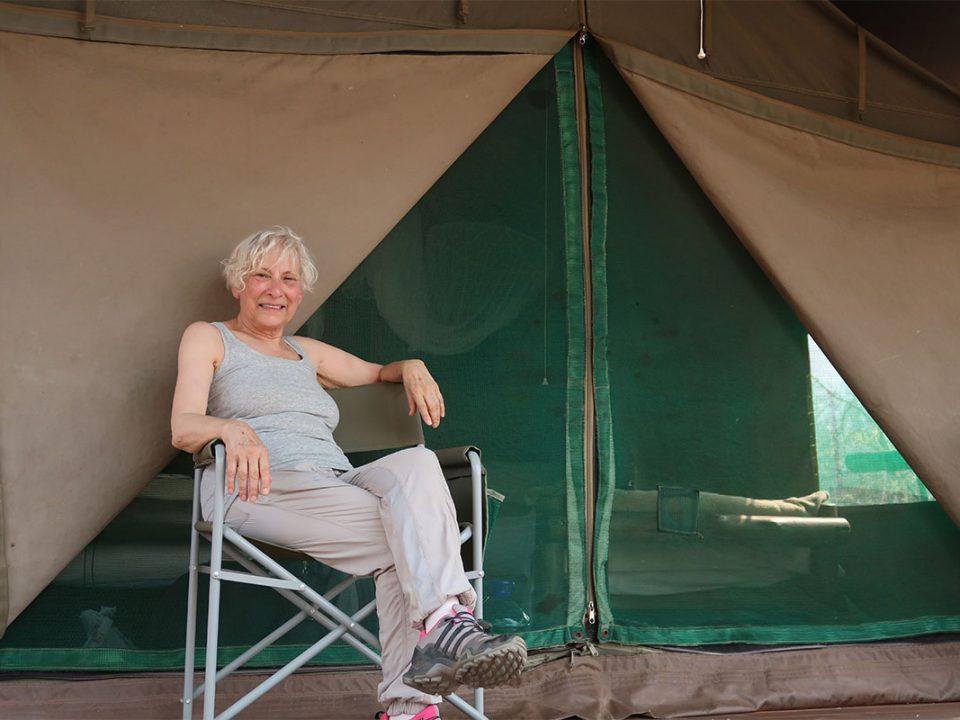 Safaris for solo travelers in Serengeti national park