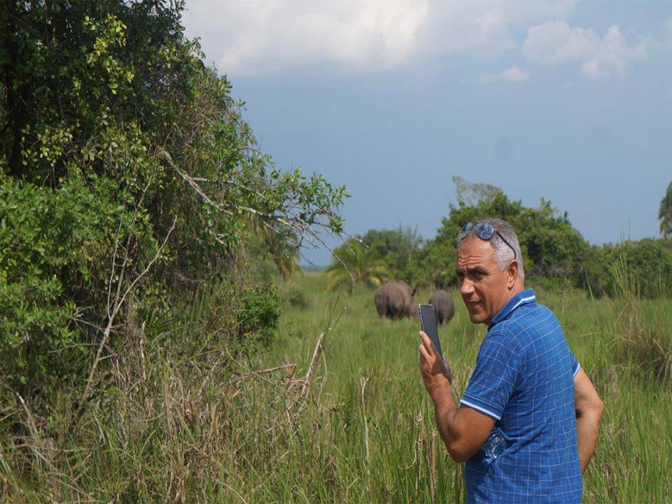 Solo traveler adventures in Uganda