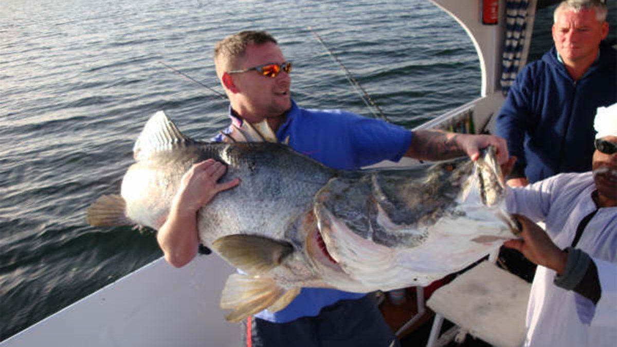 Sport fishing trips in Uganda