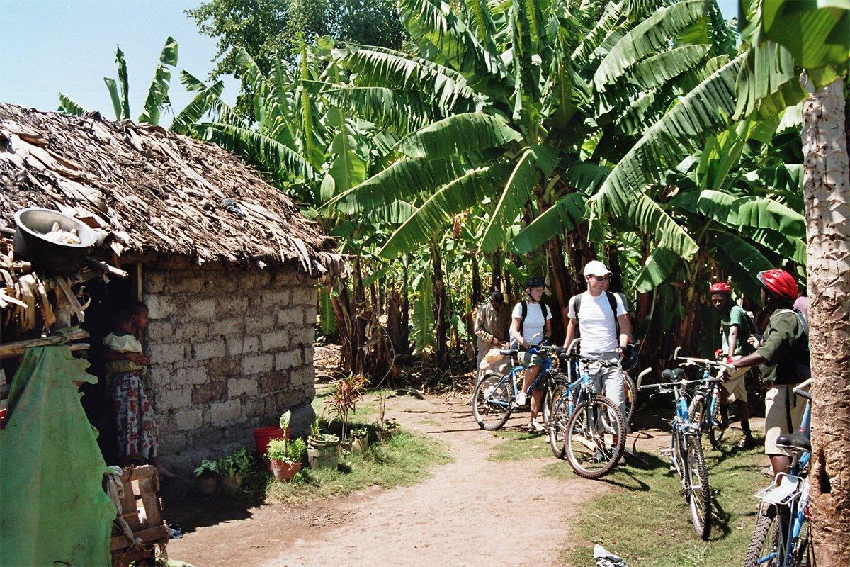 11 days Uganda Gorilla and cycling safari