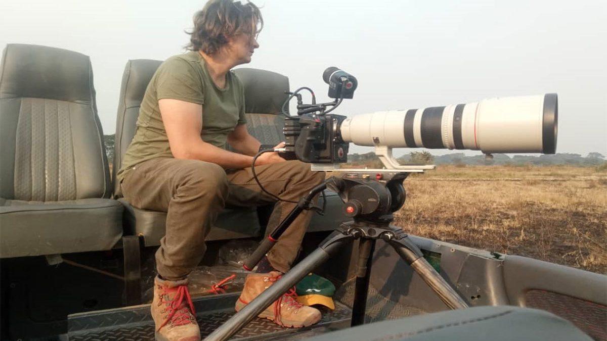 Uganda Wildlife Authority filming contract