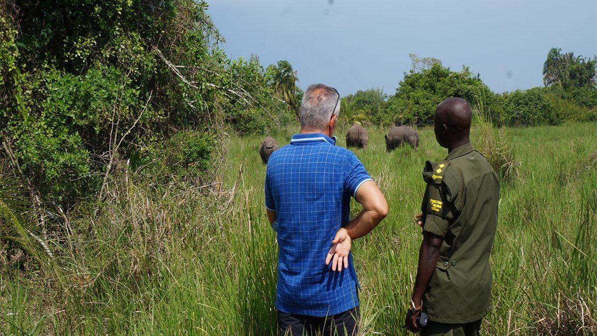 Uganda adventure safari safety