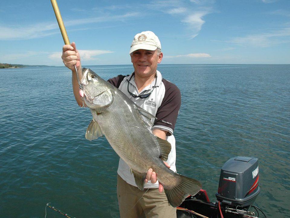 Uganda fishing safaris