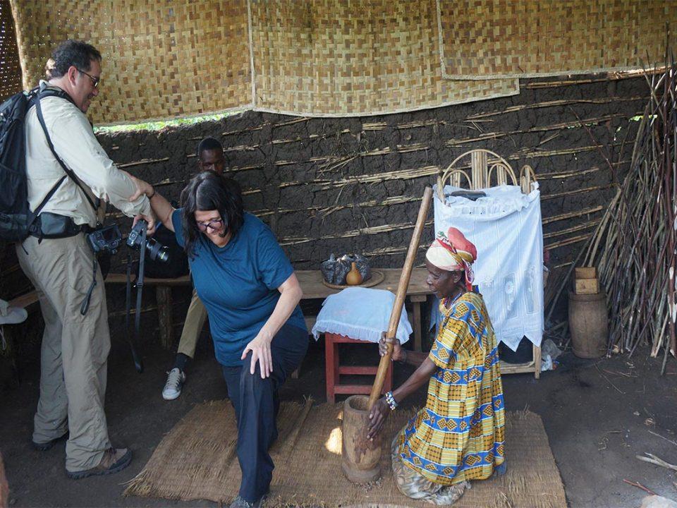 Uganda safari adventure trips