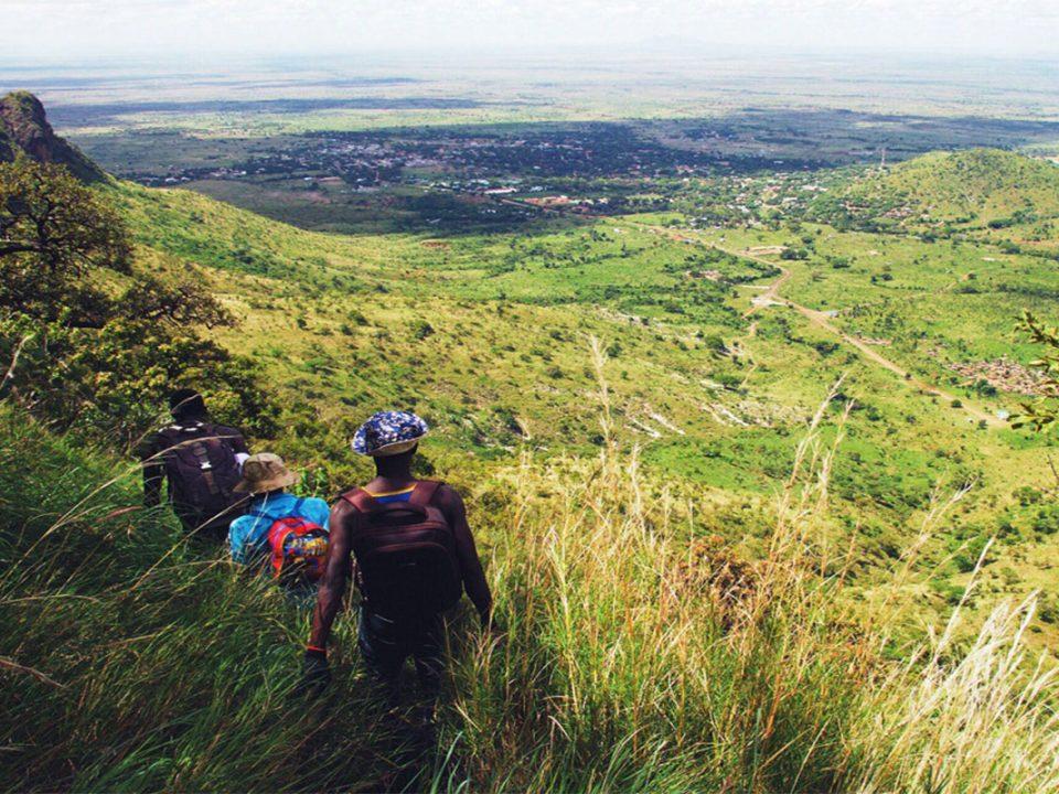 Visit and hike mount moroto