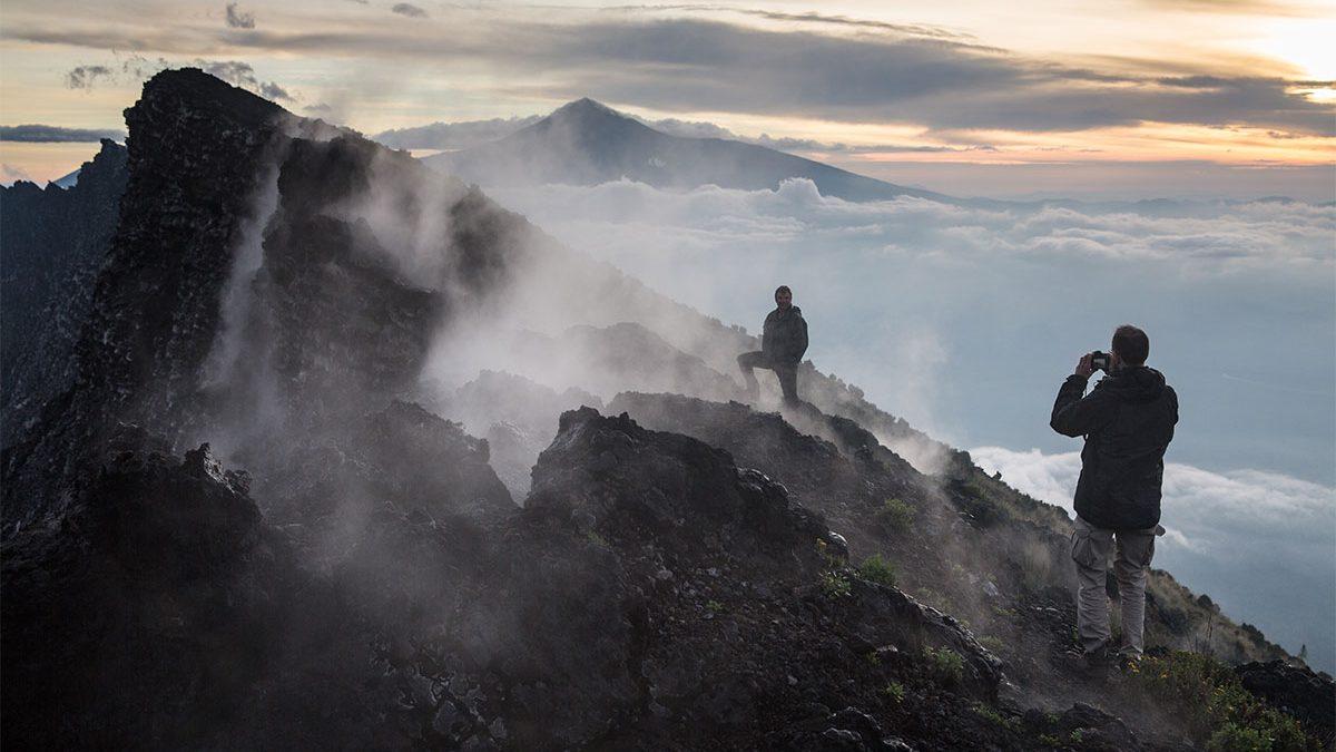 What to pack for nyirangongo volcano hike