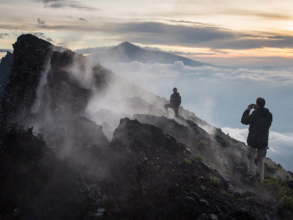 What to pack for nyirangongo volcano hike